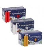 50 German Christmas Pyramid Candles Pyramiden Kerzen - TEMPORARILY OUT OF STOCK