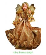 TEMPORARILY OUT OF STOCK - Nuernberger Wax Angel by Eggl of Bavaria with Violin