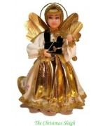 TEMPORARILY OUT OF STOCK Nuernberger Wax Angel by Eggl of Bavaria