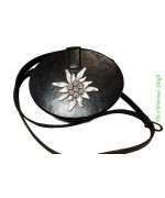 Sima Gurtel Leather Edelweiss Purse - TEMPORARILY OUT OF STOCK
