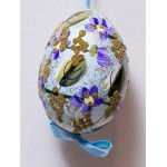 Peter Priess of Salzburg Hand Painted Easter Egg - TEMPORARILY OUT OF STOCK