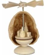 Walnut Shell Schafe Pyramide