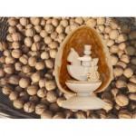 Walnut Shell Standing Reiterlein - Stand