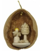 Walnut Shell Hanging Blumenkind