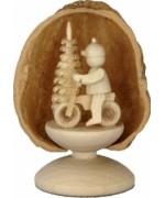 Walnut Radfahrer  Standing