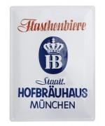 Hofbräuhaus München Enamel Sign