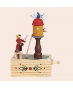 TEMPORARILY OUT OF STOCK - Wolfgang Werner Toy Taubenschlag