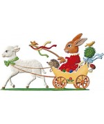Wilhelm Schweizer  Easter Ostern Pewter Anno 2004 Sunday Drive - TEMPORARILY OUT OF STOCK