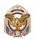 2017 White House Historical Christmas Ornament - Franklin Roosevelt