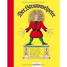 TEMPORARILY OUT OF STOCK - Der Struwwelpeter Mini