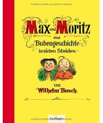 TEMPORARILY OUT OF STOCK - Max und Moritz Mini