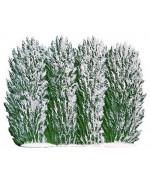 NEW - Wilhelm Schweizer Standing Pewter Winter Hedge