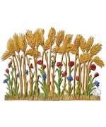 Wheat Wilhelm Schweizer Standing Pewter