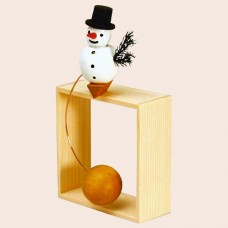 TEMPORARILY OUT OF STOCK - Wolfgang Werner Toy Snowman