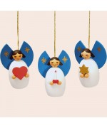 TEMPORARILY OUT OF STOCK - Wolfgang Werner Ornament Angel