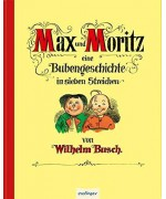 TEMPORARILY OUT OF STOCK - German Classic Max und Moritz