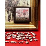 Exclusive Christmas in Middleburg Wooden Puzzle 40 pcs