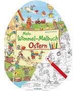 NEW - Mein Wimmel-Malbuch – Ostern