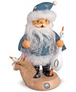 NEW - Mueller Smoker Erzgebirge Nordic Santa