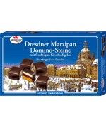 TEMPORARILY OUT OF STOCK - Dr. Quendt - Dresdner Marzipan-Dominoi-Steinet-150g/5.4 Oz