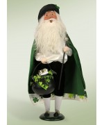 NEW - Byers' Choice Irish Santa Claus