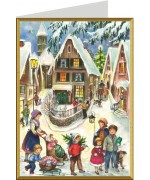 NEW - Weihnachtskarte Christmas Card
