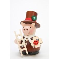 Christian Ulbricht Mini Chimney Sweep Pig