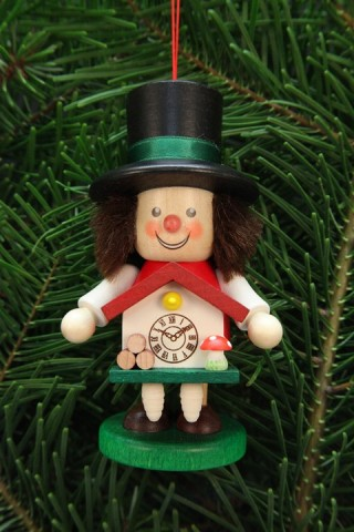 TEMPORARILY OUT OF STOCK - Christian Ulbricht German Ornament Black Forest Fellow