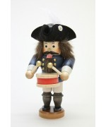 NEW - Christian Ulbricht Nutcracker Blue Drummer