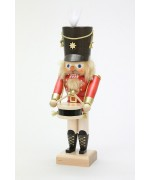 NEW - Christian Ulbricht Nutcracker Red Drummer