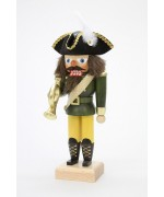 NEW - Christian Ulbricht Nutcracker Green Coachman