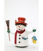 NEW - Christian Ulbricht Smoker Snowman