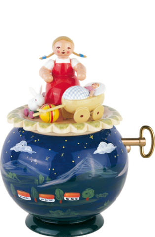 TEMPORARILY OUT OF STOCK - Wendt & Kuhn Evening Song Music Box