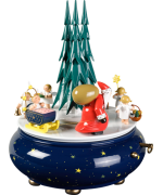 Wendt & Kuhn Christmas Procession Music Box