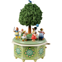 Wendt & Kuhn Children's Procession Music Box