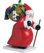 Wendt & Kuhn Large Santa with Toys Figurine