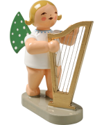 TEMPORARILY OUT OF STOCK - Wendt & Kuhn Orchestra Angel with Harp