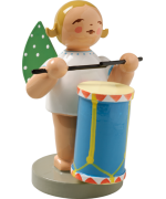 TEMPORARILY OUT OF STOCK - Wendt & Kuhn Orchestra Angel with Drum