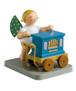 NEW - Wendt & Kuhn Orchestra Angel with Barrel Organ