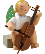 TEMPORARILY OUT OF STOCK - Wendt & Kuhn Orchestra Angel with Cello