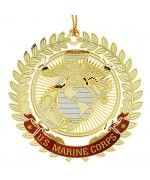 Beacon Design Marine Corps Ornament