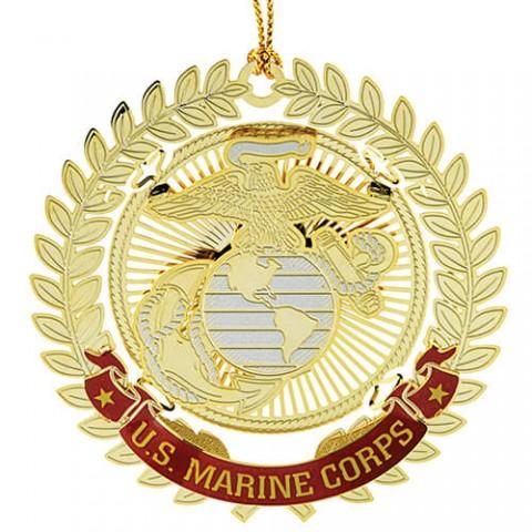 Beacon Design Marine Corps Ornament
