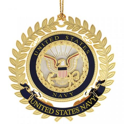 Beacon Design Navy Ornament