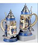 **NEW** 2018 Police Beer Stein