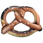 NEW Inflatable Swimming Pretzel