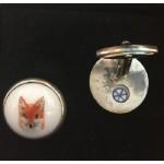 Fox Cufflinks - FD