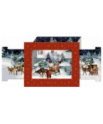 Coppenrath German Paper Advent Calendar - 3D Winter Landscape