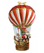Coppenrath German Paper Advent Calendar Hot Air Balloon