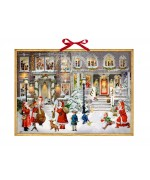 Coppenrath German Paper Advent Calendar - Music in the Street (MUSICAL)