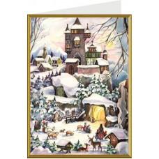 NEW - Weihnachtskarte Christmas Card